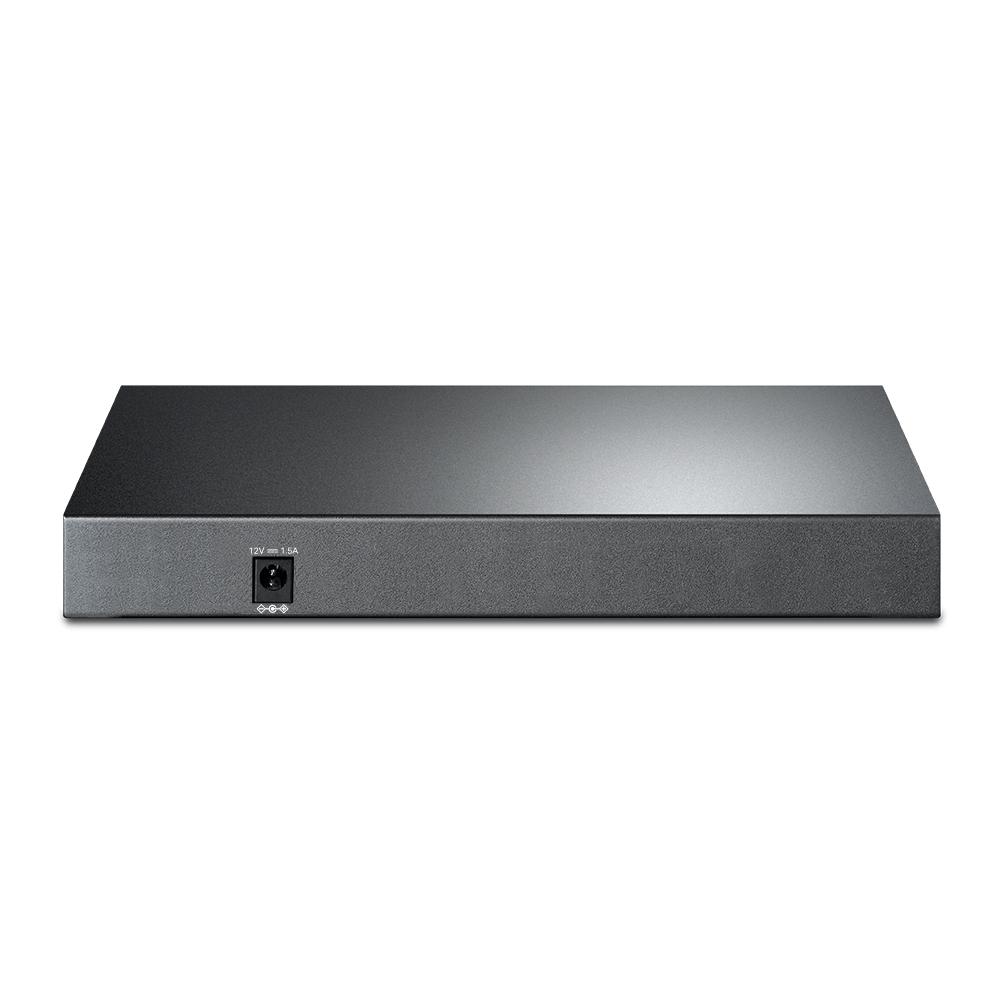TP-LINK TL-SG105-M2 nettverkssvitsj Uhåndtert Gigabit Ethernet (10/100/1000) Svart