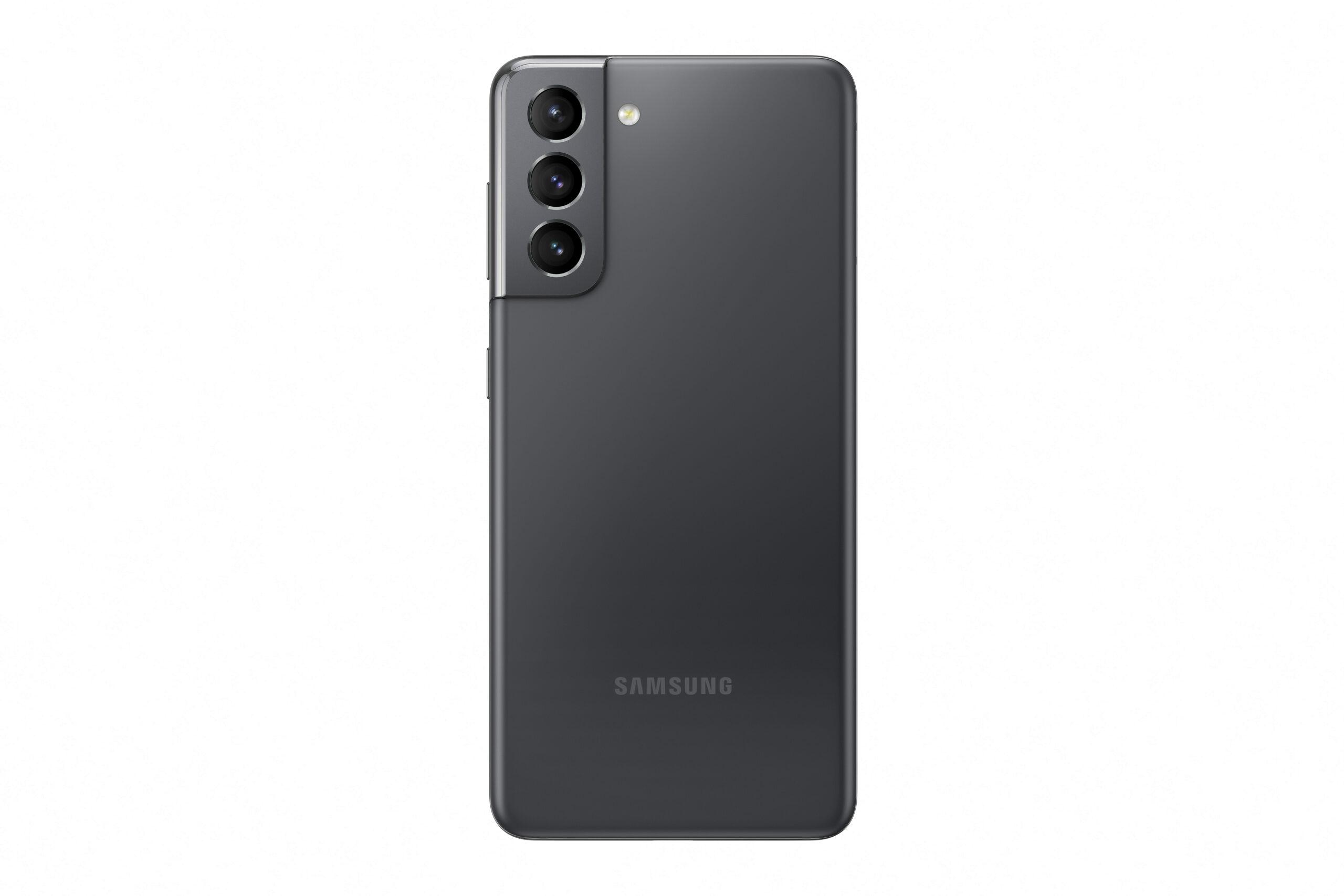 "Samsung Galaxy S21 5G SM-G991B 15,8 cm (6.2"") Dobbel SIM Android 11 USB Type-C 8 GB 128 GB 4000 mAh Grå"