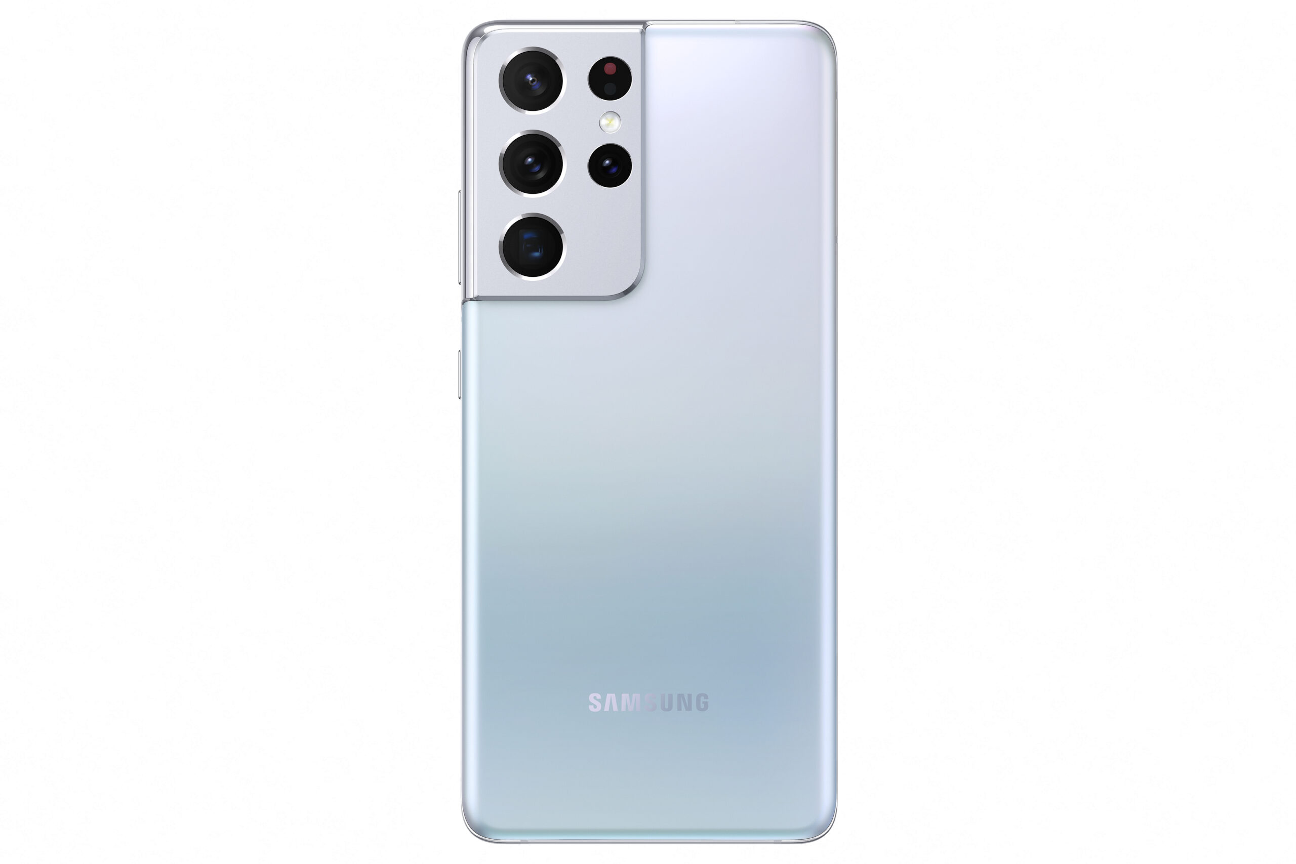 "Samsung Galaxy S21 Ultra 5G SM-G998 17,3 cm (6.8"") Dobbel SIM Android 11 USB Type-C 12 GB 128 GB 5000 mAh Sølv"