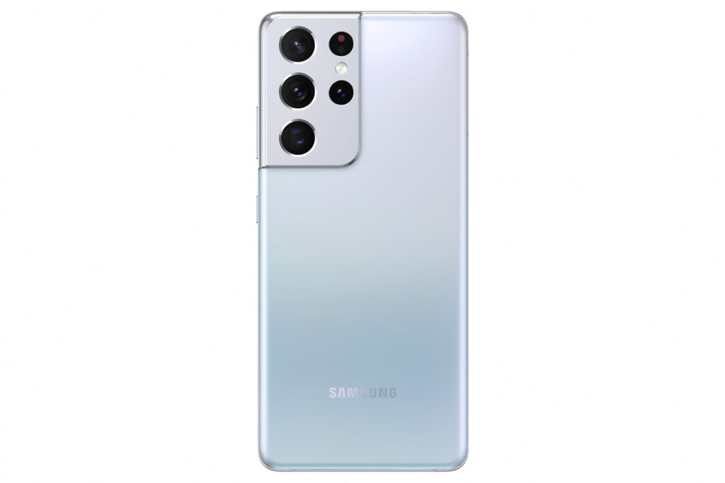 "Samsung Galaxy S21 Ultra 5G SM-G998 17,3 cm (6.8"") Dobbel SIM Android 11 USB Type-C 12 GB 256 GB 5000 mAh Sølv"