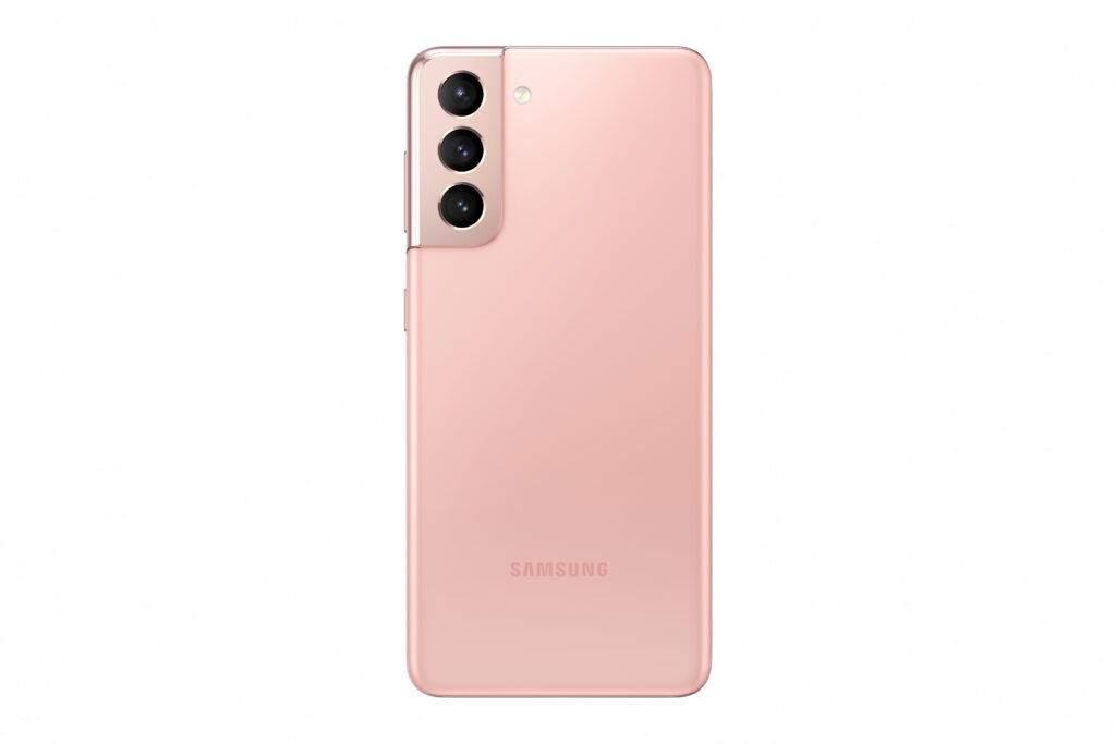 "Samsung Galaxy S21 5G SM-G991B 15,8 cm (6.2"") Dobbel SIM Android 11 USB Type-C 8 GB 128 GB 4000 mAh Rosa"