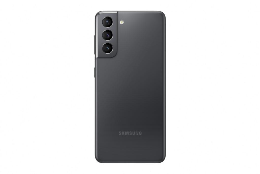 "Samsung Galaxy S21 5G SM-G991B 15,8 cm (6.2"") Dobbel SIM Android 11 USB Type-C 8 GB 256 GB 4000 mAh Grå"