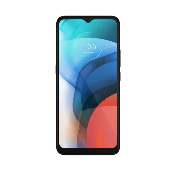 "Motorola Moto E Moto e7 16,5 cm (6.5"") Dobbel SIM Android 10.0 4G USB Type-C 2 GB 32 GB 4000 mAh Grå"