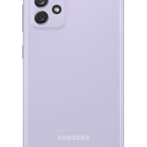 """Samsung Galaxy SM-A725F 17 cm (6.7"""") Dobbel SIM Android 11 4G USB Type-C 6 GB 128 GB 5000 mAh Fiolett"""