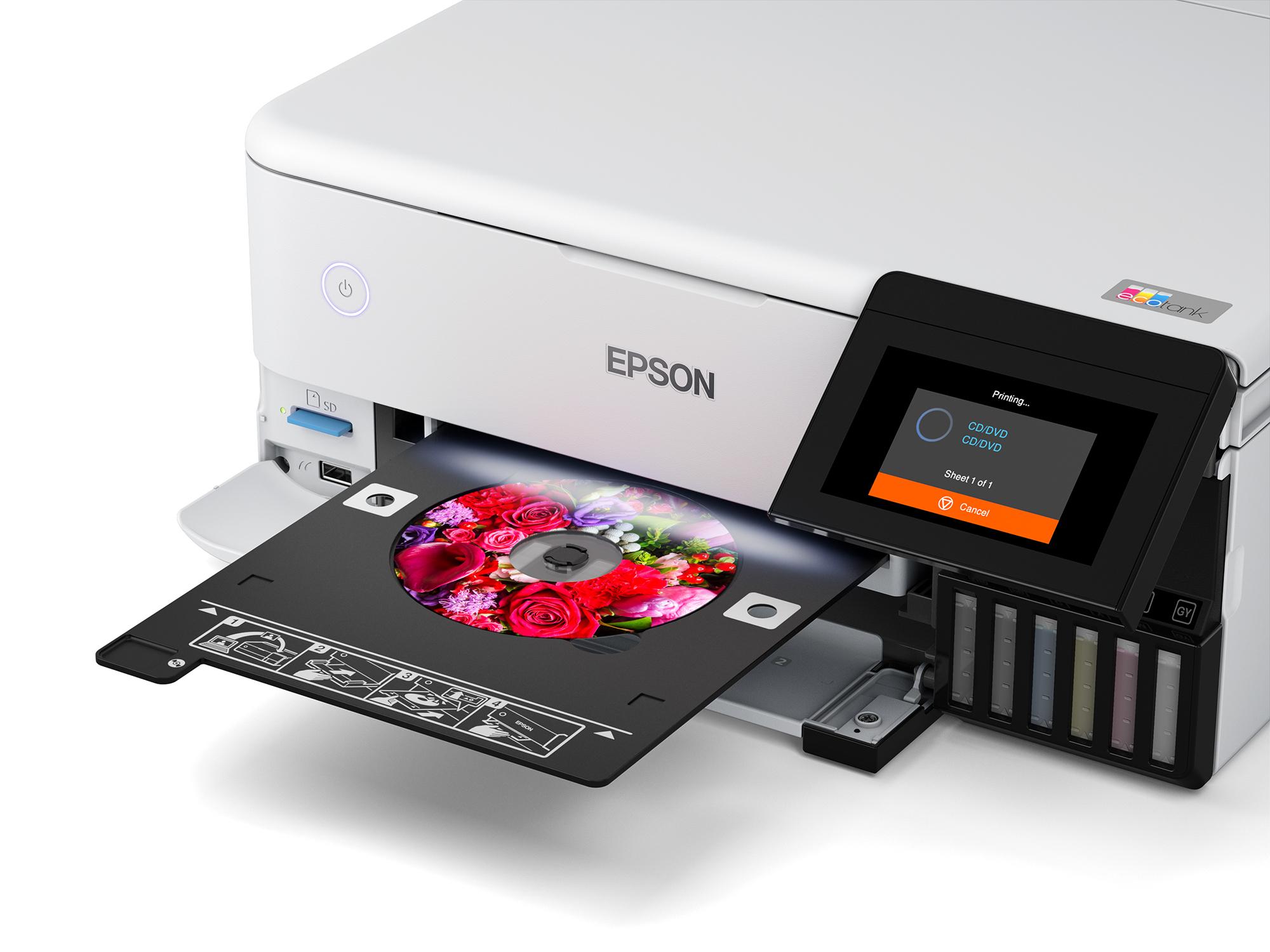 Epson EcoTank ET‑8500