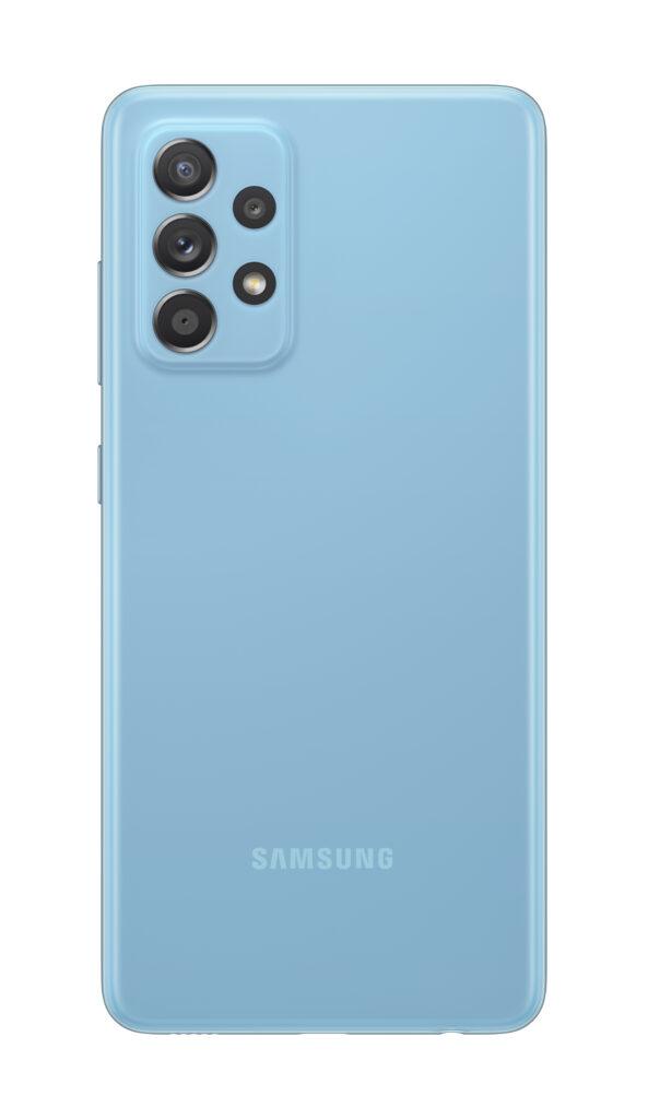 "Samsung Galaxy SM-A525F 16,5 cm (6.5"") Dobbel SIM Android 11 4G USB Type-C 6 GB 128 GB 4500 mAh Blå"
