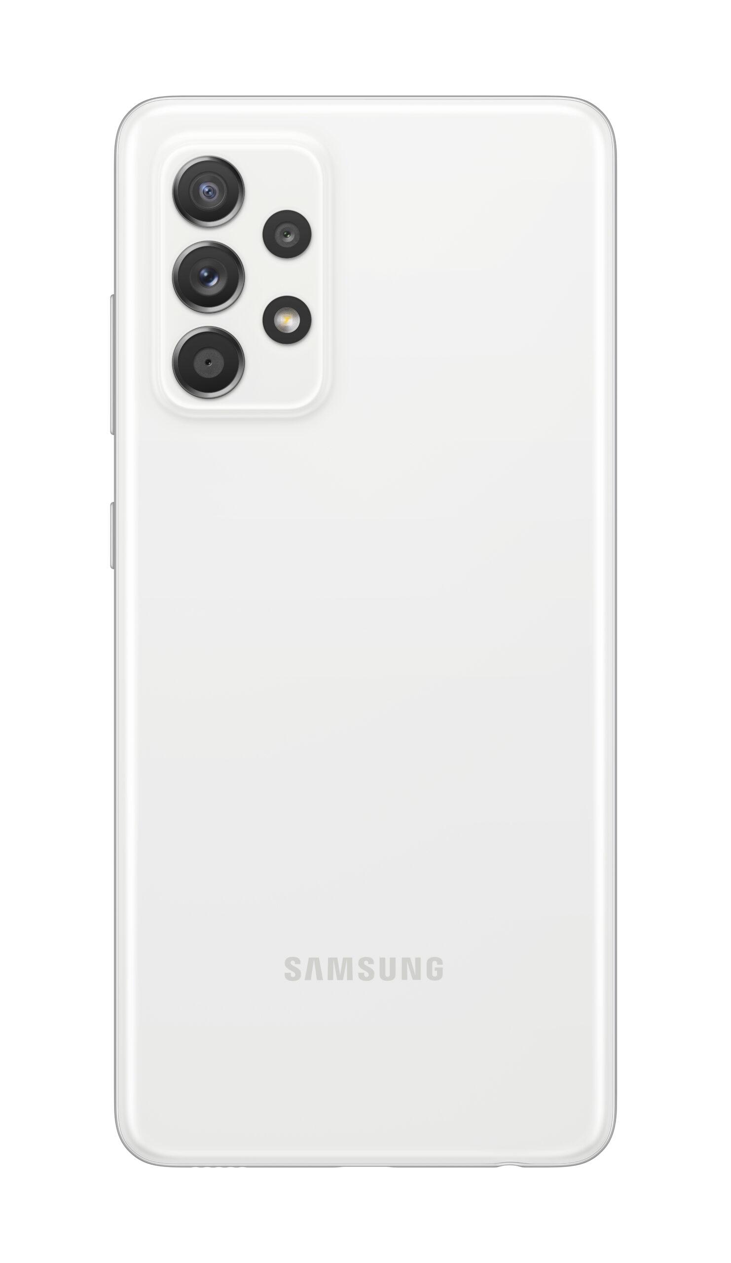 "Samsung Galaxy SM-A525F 16,5 cm (6.5"") Dobbel SIM Android 11 4G USB Type-C 6 GB 128 GB 4500 mAh Hvit"