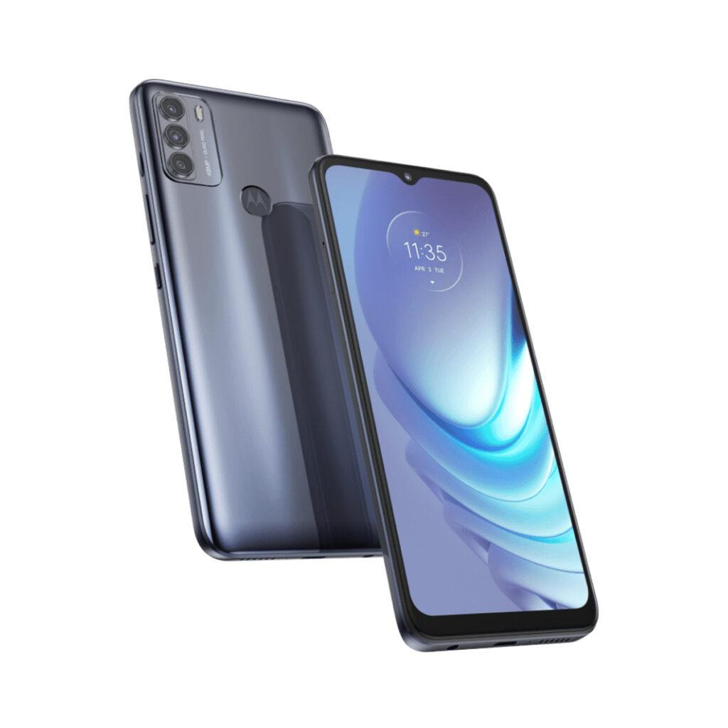 """Motorola moto g50 16,5 cm (6.5"""") Android 11 5G USB Type-C 4 GB 64 GB 5000 mAh Grå"""